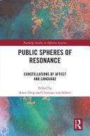 Public Spheres of Resonance
