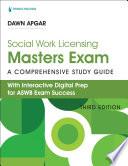 Social Work Masters Exam Guide