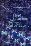 Simple Solutions to Energy Calculations  Fourth Edition