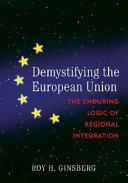 Demystifying the European Union Book