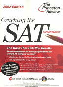 Cracking the SAT 2002 Book