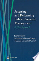 Assessing and Reforming Public Financial Management