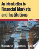 An Introduction to Financial Markets and Institutions Book