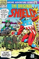 The Original Shield: Red Circle #4