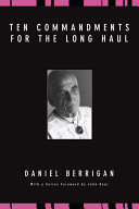Ten Commandments for the Long Haul