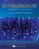 Pdf Jeux et simulations éducatifs Telecharger