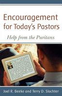 Encouragement for Today's Pastors