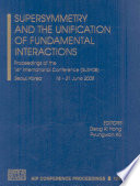 Supersymmetry and the Unification of Fundamental Interactions