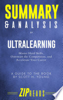Summary Analysis Of Ultralearning Book PDF