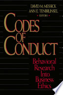 Codes of Conduct