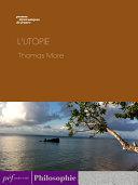 L'Utopie Pdf/ePub eBook