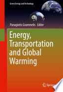 Energy  Transportation and Global Warming