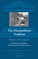 The Humboldtian Tradition