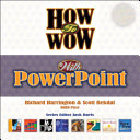 How to Wow with PowerPoint Pdf/ePub eBook