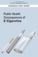 Pdf Public Health Consequences of E-Cigarettes Telecharger