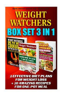 Weight Watchers Box Set 3 in 1