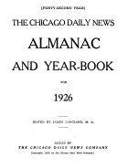 Chicago Daily News Almanac