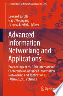 Advanced Information Networking and Applications Book