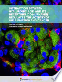 Interaction between Hyaluronic Acid and Its Receptors (CD44, RHAMM) Regulates the Activity of Inflammation and Cancer