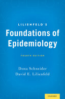 Pdf Lilienfeld's Foundations of Epidemiology Telecharger