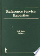 Reference Service Expertise