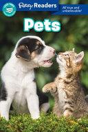 Ripley Readers LEVEL3 LIB EDN Pets