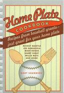 Home Plate Cookbook