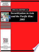 Special Report on Securitization in Asia and the Pacific Rim: 2005 Pdf/ePub eBook