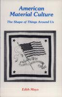 American Material Culture
