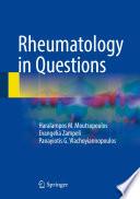 Rheumatology in Questions