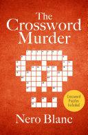 The Crossword Murder [Pdf/ePub] eBook