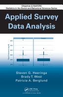 Applied Survey Data Analysis