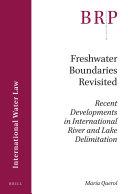 Freshwater Boundaries Revisited
