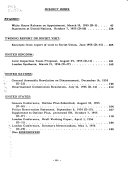 Reference Documents on Disarmament Matters