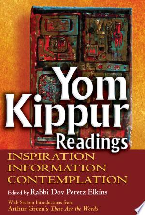 Download Yom Kippur Readings Free Books - Dlebooks.net