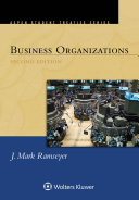 Aspen Treatise for Business Organizations