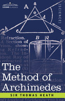 Pdf The Method of Archimedes, Recently Discovered by Heiberg Telecharger