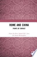 Rome and China