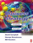 Pdf Business Strategy