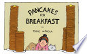 Pancakes for Breakfast Tomie dePaola Cover