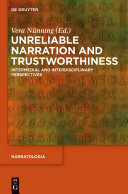 Unreliable Narration and Trustworthiness