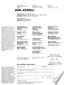 EPA Journal