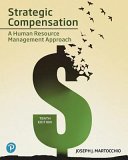MyLab Management with Pearson EText    Access Card    for Strategic Compensation