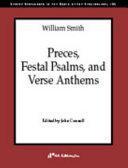 Preces, Festal Psalms, and Verse Anthems