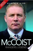 """Ally McCoist Rangers Legend"" by Alistair Aird"