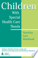 Children with Special Health Care Needs Book
