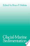 Glacial Marine Sedimentation Book