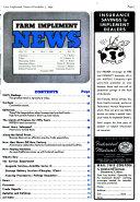 Farm Implement News