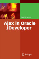 Ajax in Oracle JDeveloper