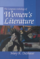 The Longman Anthology of Women's Literature
